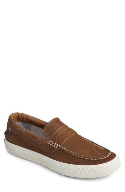 Image of Sperry Striper Plushwave Penny Loafer - Wide Width Available