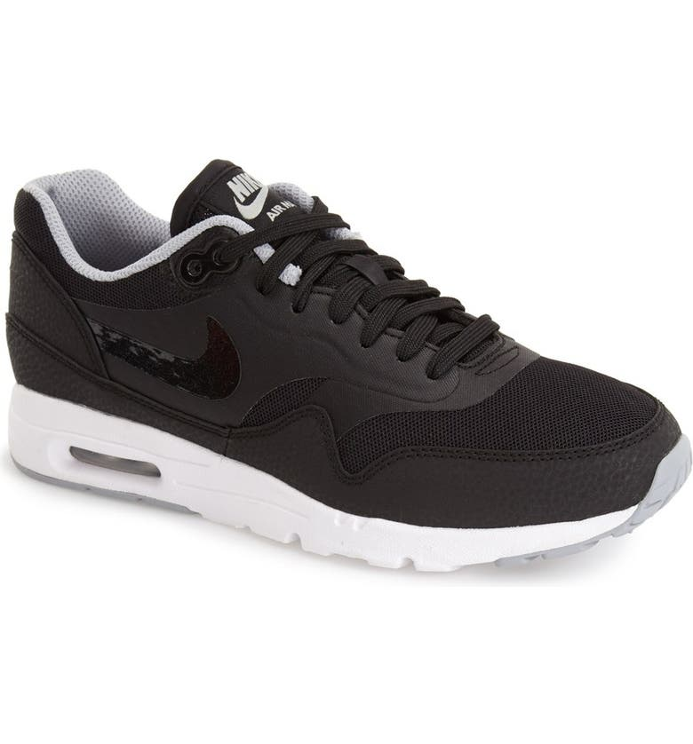 NIKE 'Air Max 1' Sneaker, Main, color, 004