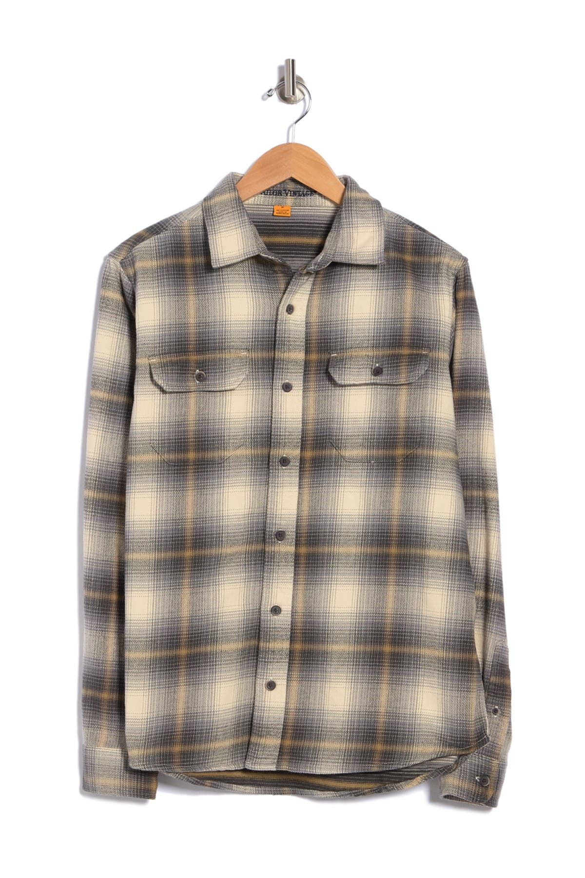 Image of Tailor Vintage Heavy Weight Brawny Shirt