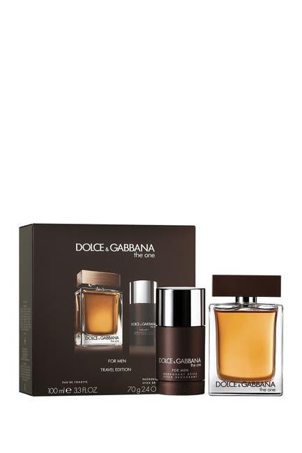 Image of Dolce & Gabbana The One Travel Set
