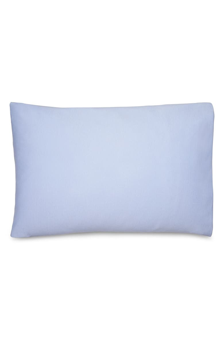 CALVIN KLEIN HOME Harrison Pillowcases, Main, color, PERIWINKLE