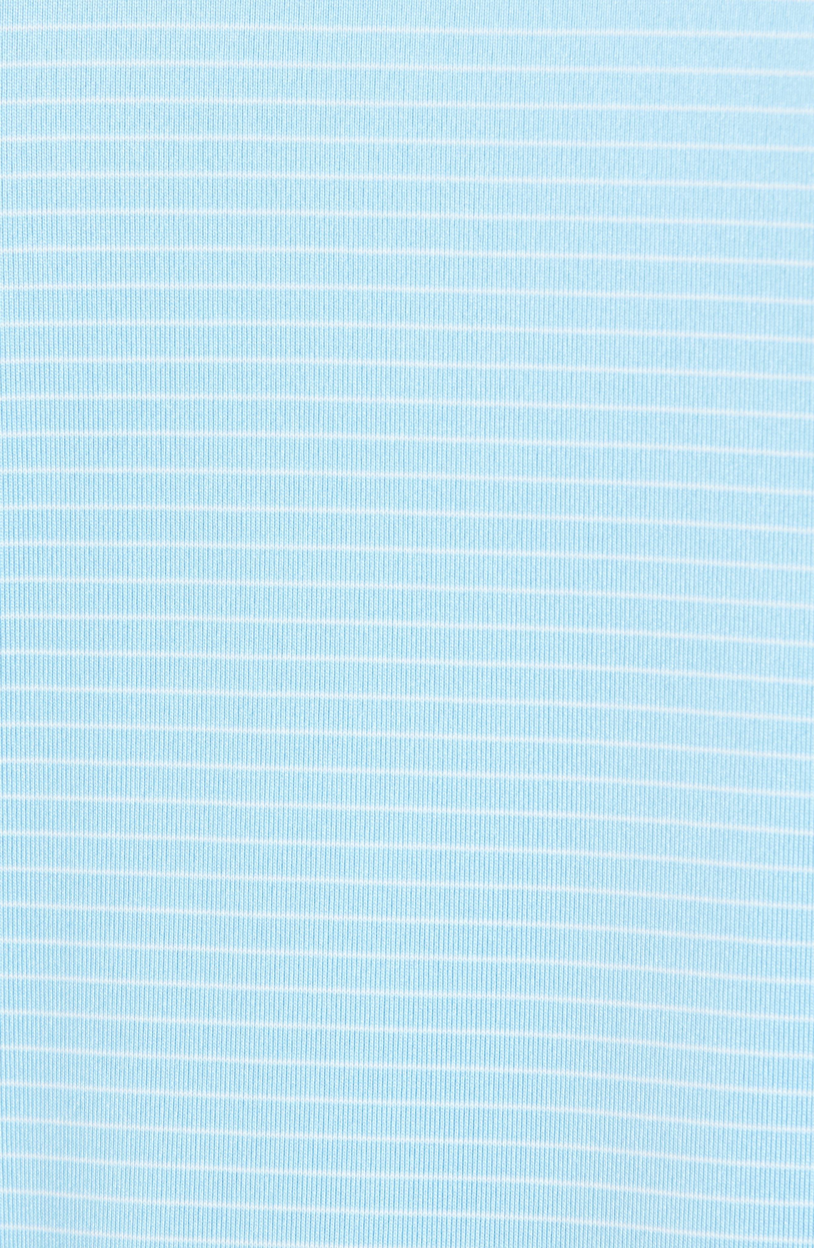 ,                             Forge Classic Fit Pencil Stripe Polo,                             Alternate thumbnail 17, color,                             412