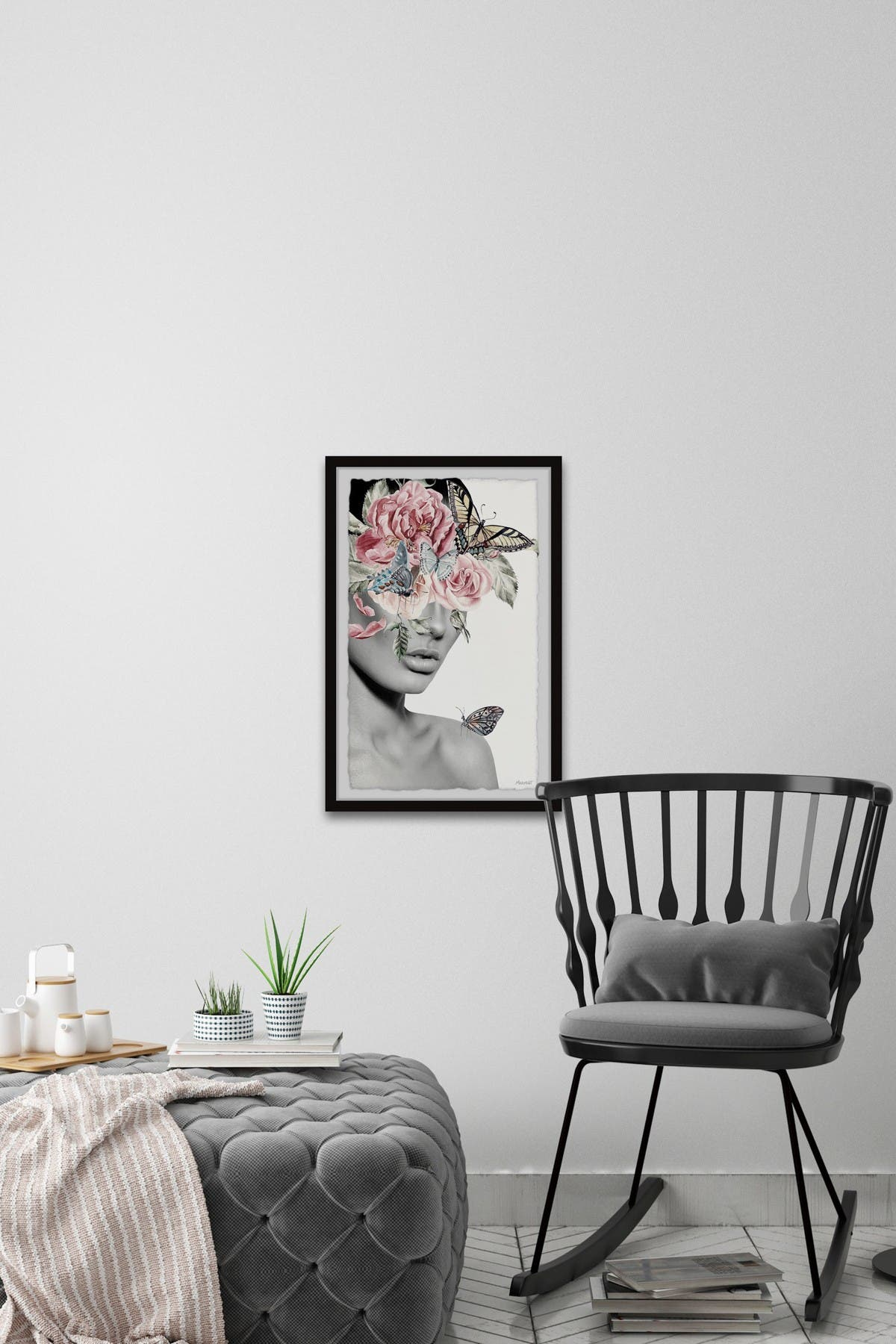 Image of Marmont Hill Inc. Butterfly Bonanza Wall Art