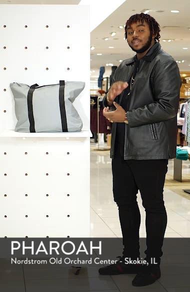 Waterproof Tote Bag, sales video thumbnail