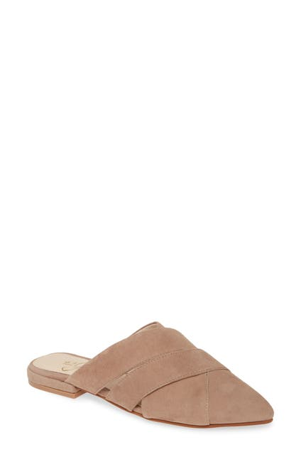 Image of 42 GOLD Carra Suede Mule