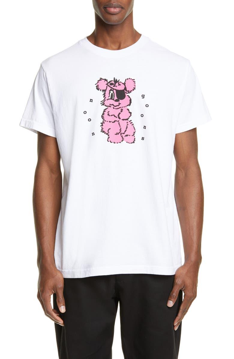 NOON GOONS Gummy Bear T-Shirt, Main, color, 100