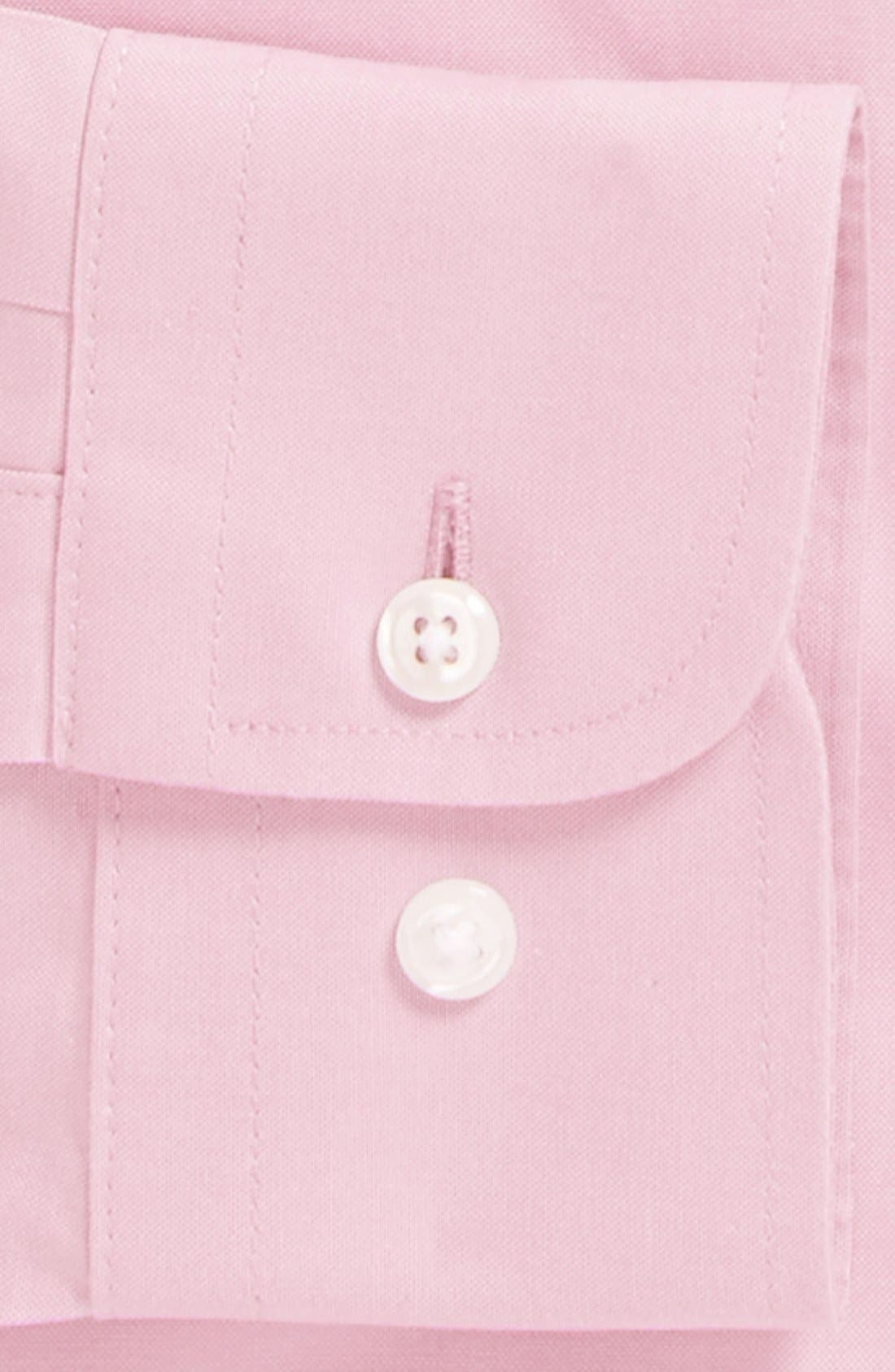 ,                             Smartcare<sup>™</sup> Trim Fit Solid Dress Shirt,                             Alternate thumbnail 41, color,                             691