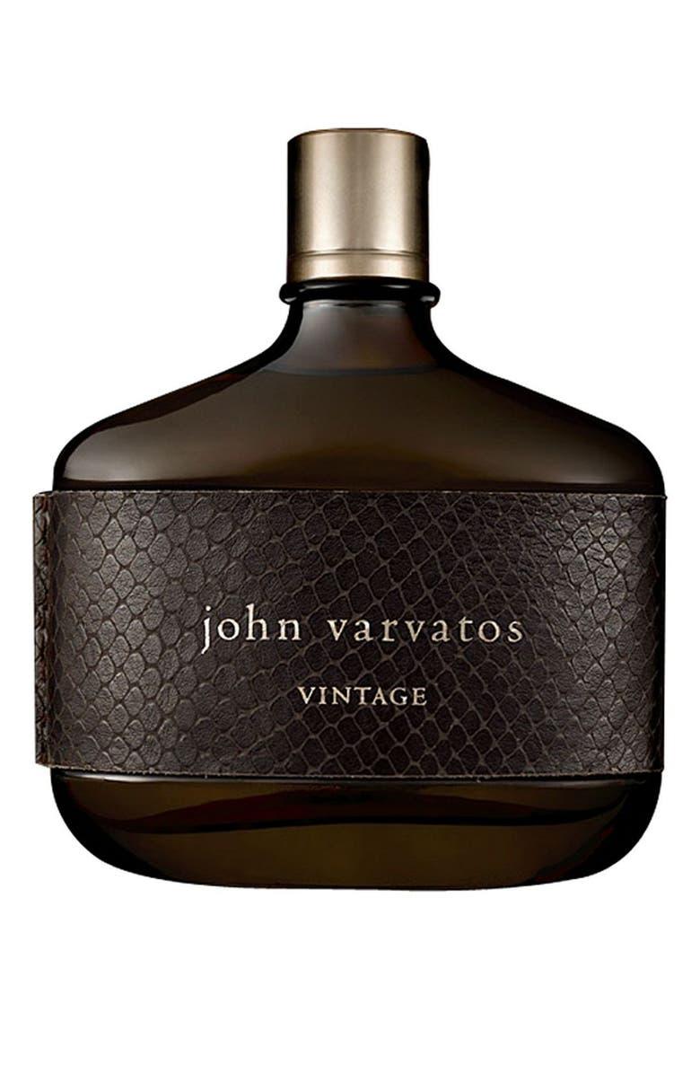 JOHN VARVATOS Vintage Eau de Toilette, Main, color, NO COLOR