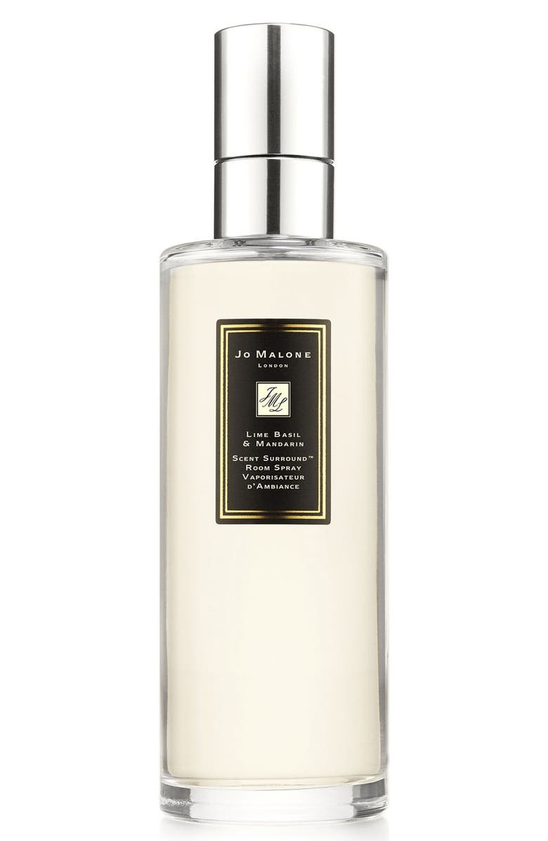 JO MALONE LONDON<SUP>™</SUP> Jo Malone<sup>™</sup> Lime Basil & Mandarin Scent Surround<sup>™</sup> Room Spray, Main, color, NO COLOR