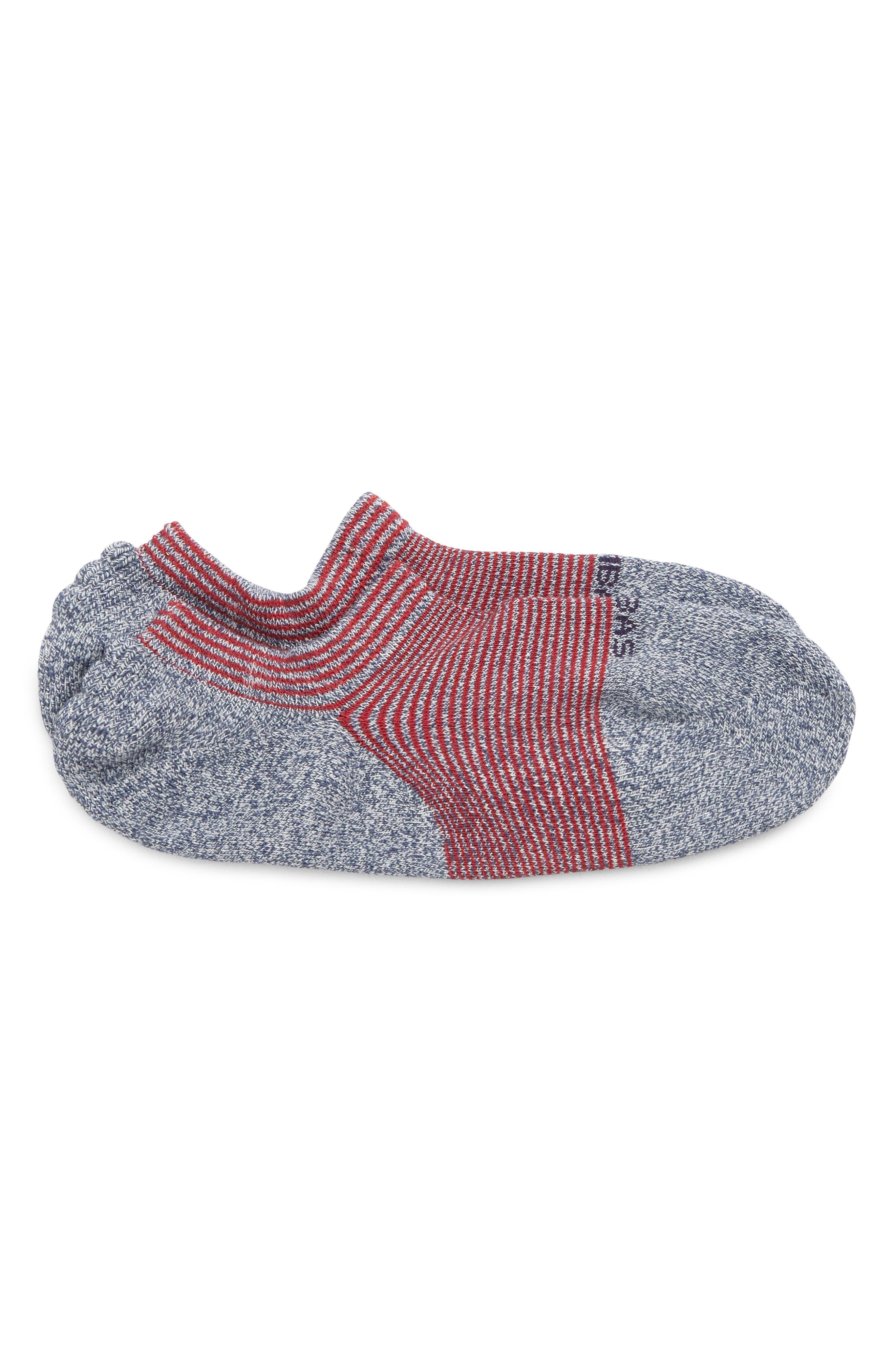 Cushioned No-Show Socks