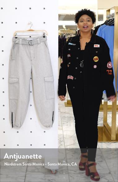 Judo Cargo Jogger Pants, sales video thumbnail