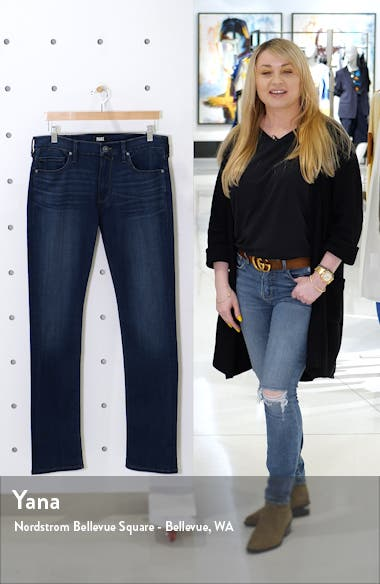 Federal Slim Straight Leg Jeans, sales video thumbnail