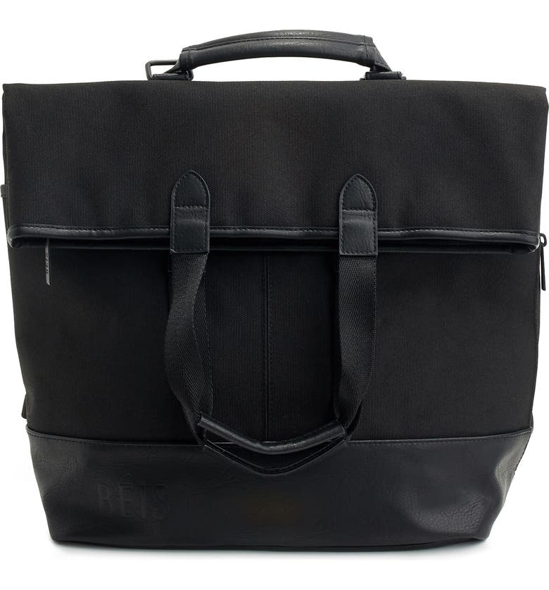 BÉIS The Convertible Backpack, Main, color, 001