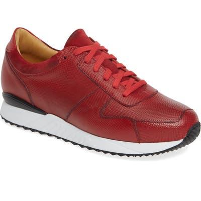 Mezlan Fabio Sneaker- Red