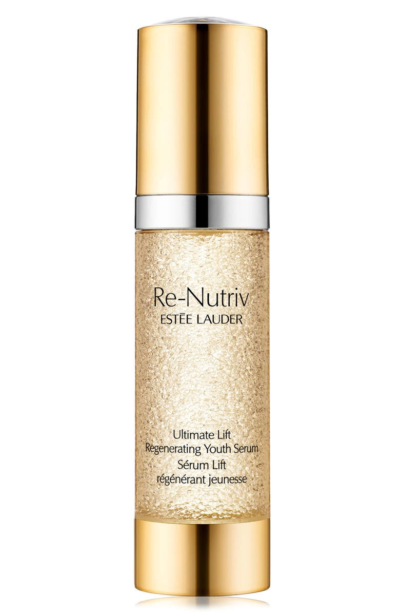 ESTÉE LAUDER Re-Nutriv Ultimate Lift Regenerating Youth Serum, Main, color, NO COLOR