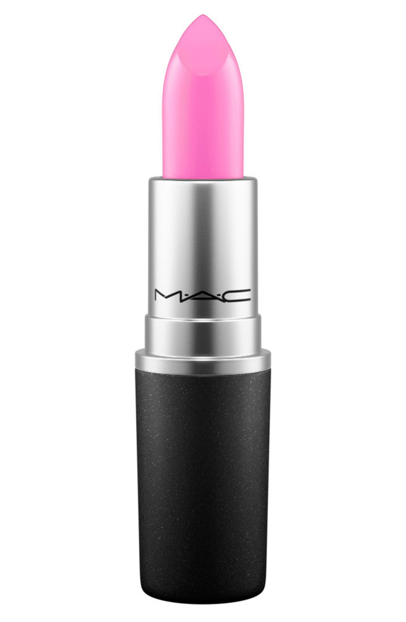 ,                             MAC Strip Down Nude Lipstick,                             Main thumbnail 9, color,                             007
