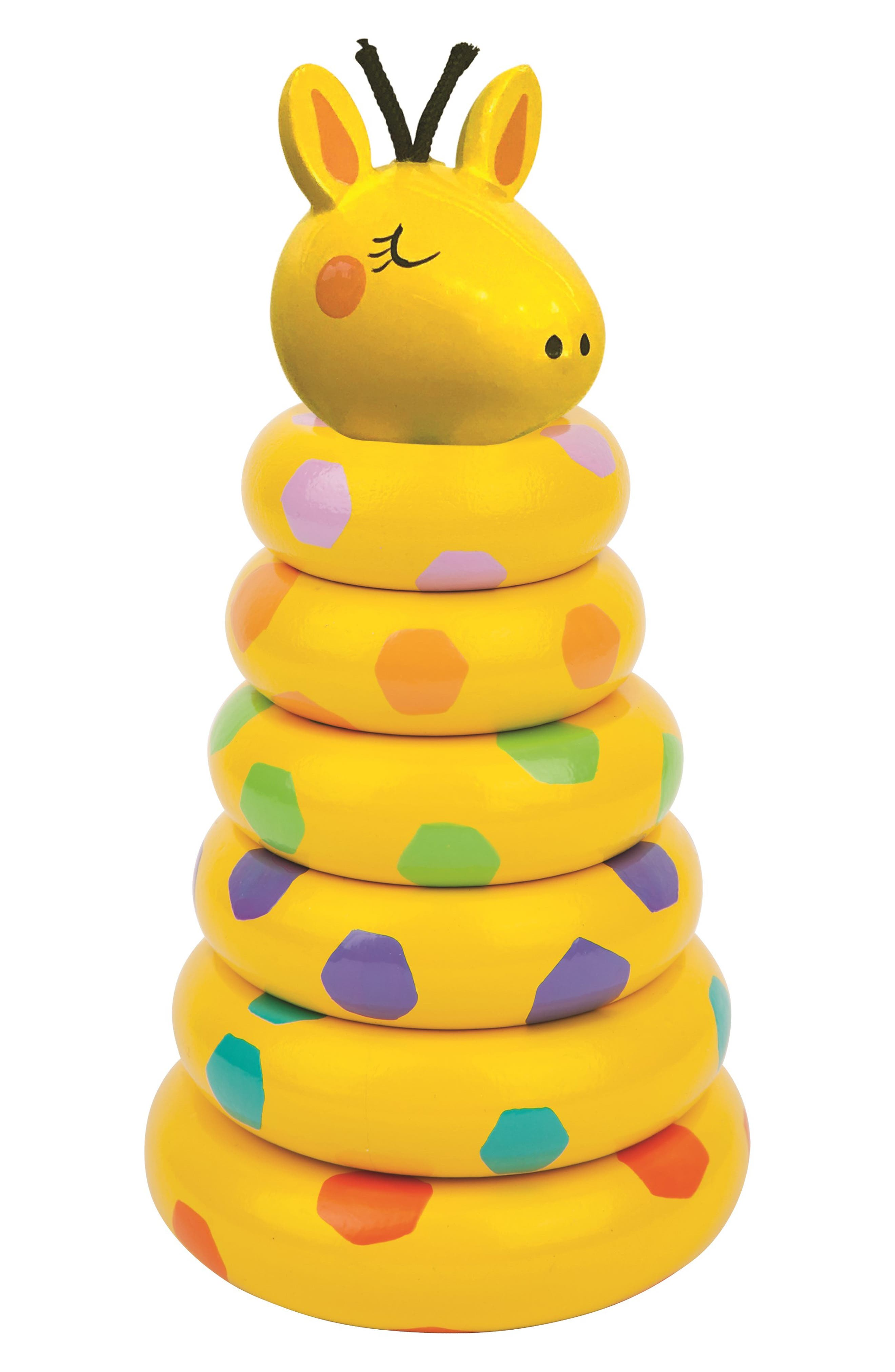 Toddler Sunnylife Giraffe Stacking Toy