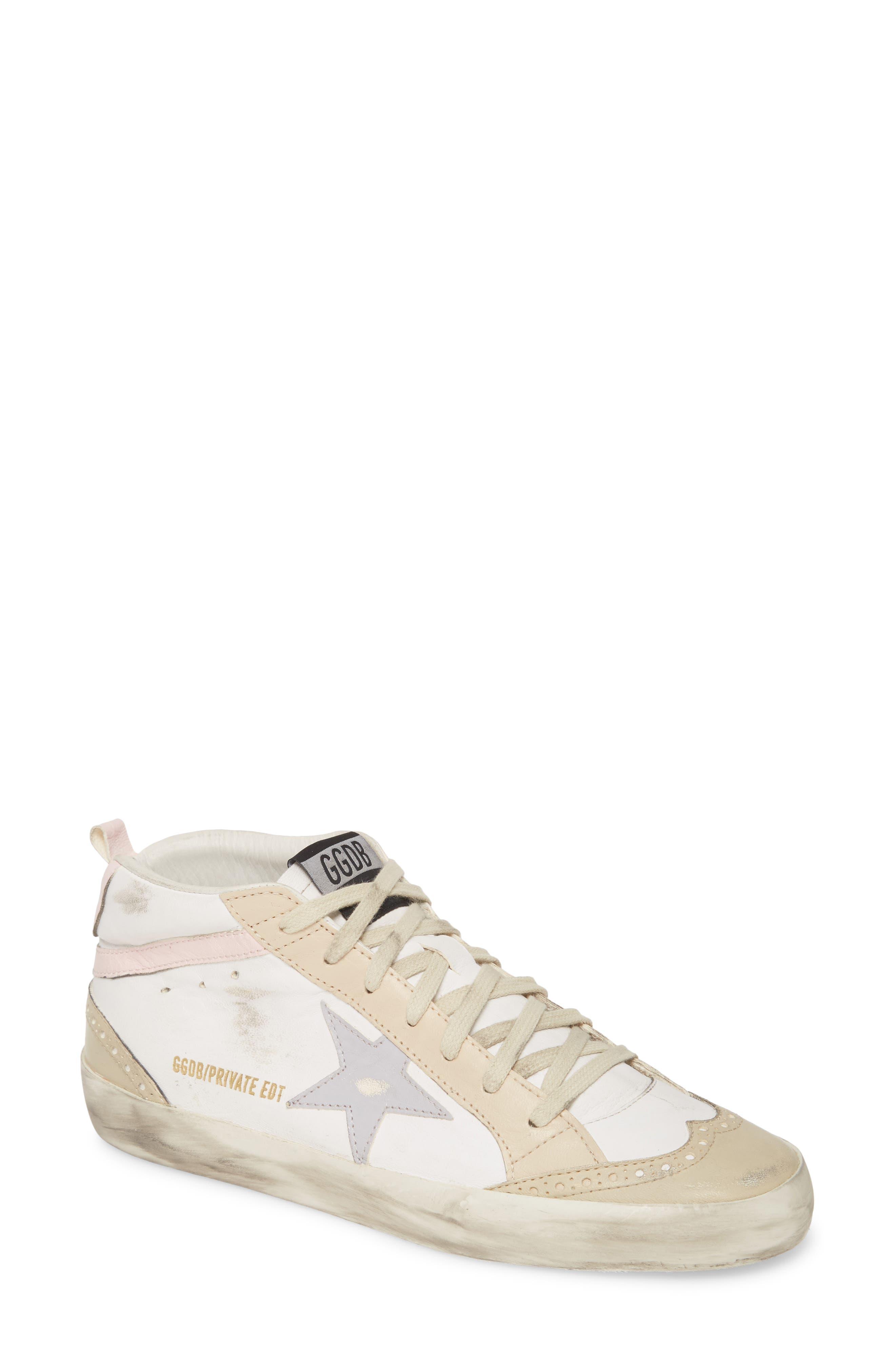 Golden Goose Midstar Sneaker (Women
