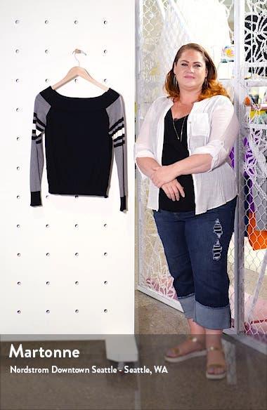 Derrah Off the Shoulder Sweater, sales video thumbnail