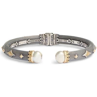 Konstantino Delos Thick Hinge Bracelet