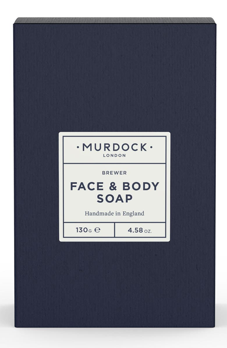 MURDOCK LONDON Face & Body Soap, Main, color, NO COLOR