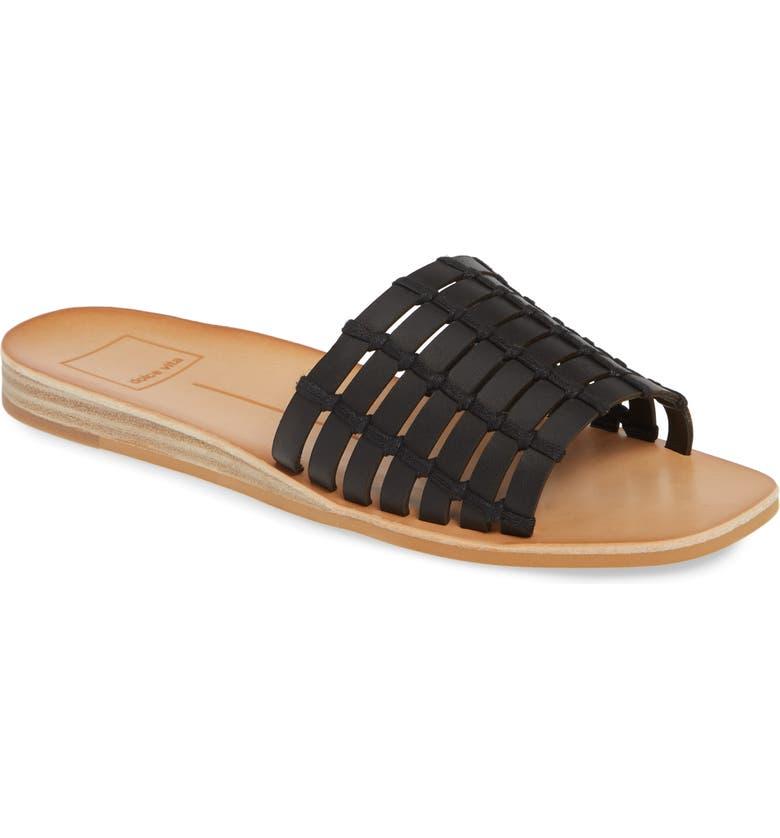 DOLCE VITA Colsen Slide Sandal, Main, color, 001
