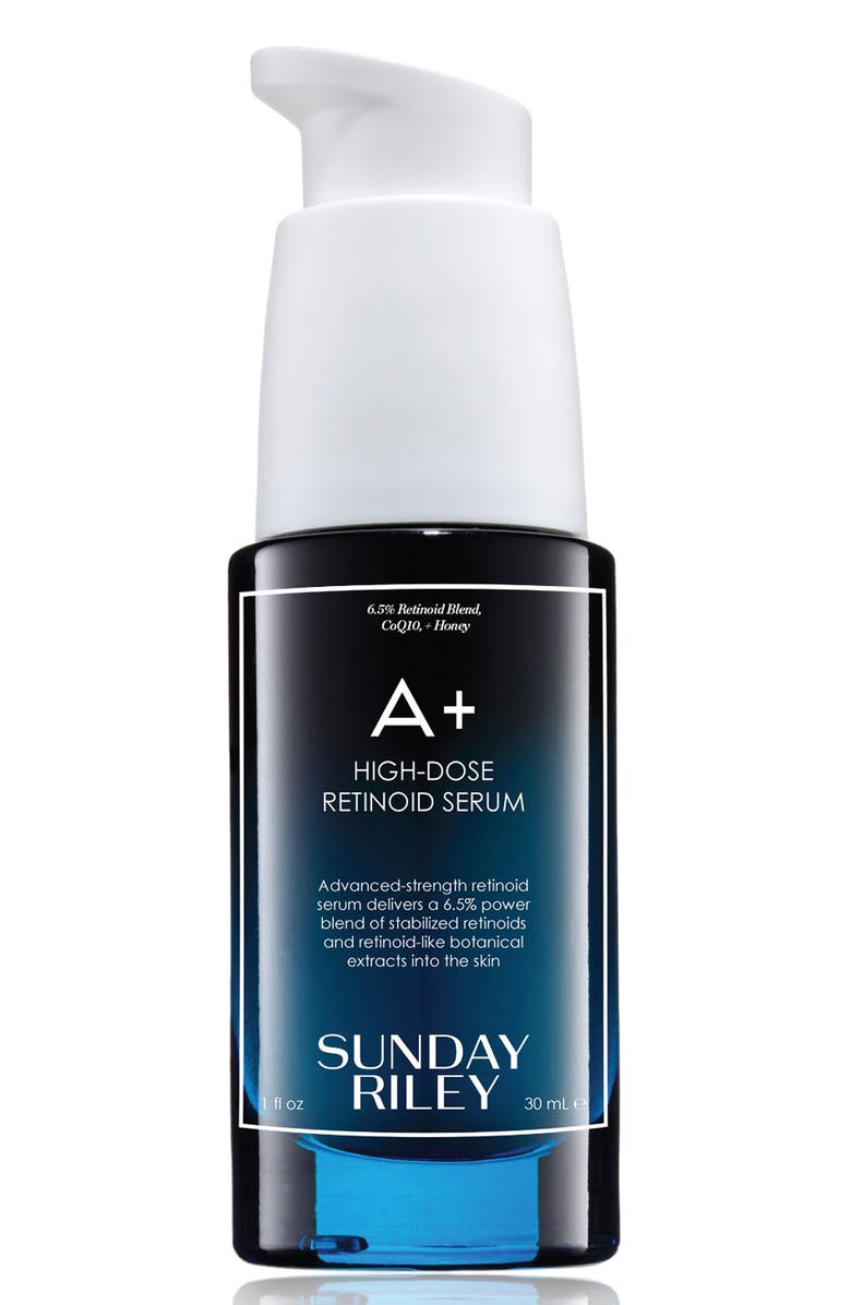 SUNDAY RILEY SPACE.NK.apothecary Sunday Riley A+ High-Dose Retinoid Serum, Main, color, NO COLOR