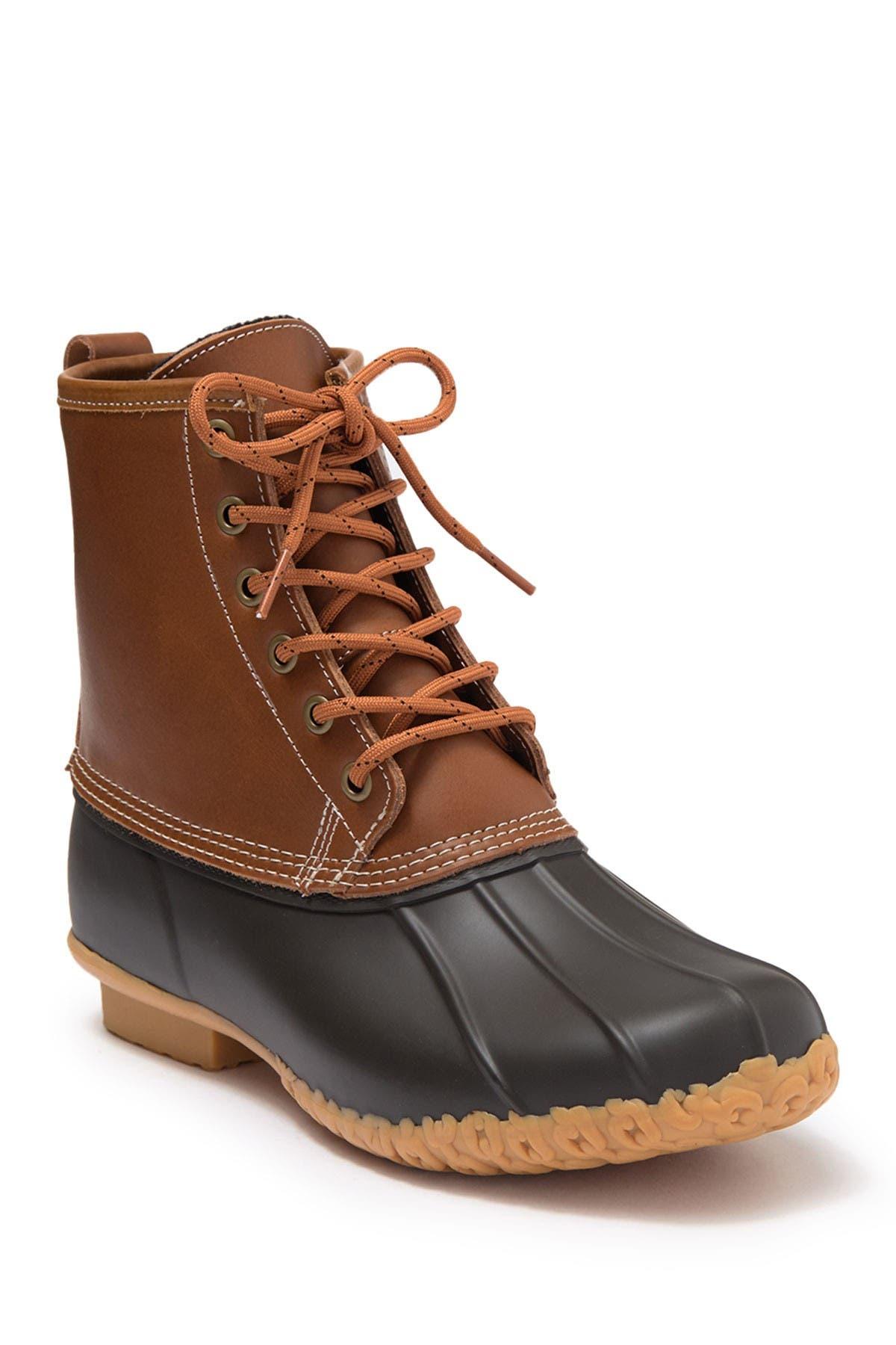Sebago | Waterproof Duck Boot - Wide
