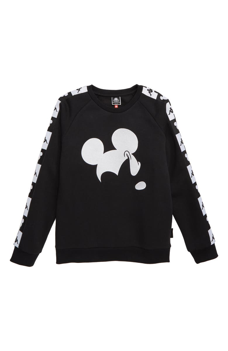 san francisco 1c5ec 71df2 Kappa x Disney® Authentic Audley Fleece Sweatshirt (Toddler ...