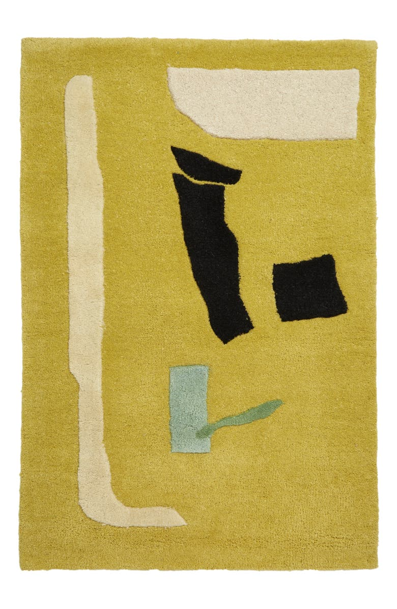 COLD PICNIC The Cape of Good Hope Hand Tufted Wool Rug, Main, color, 300