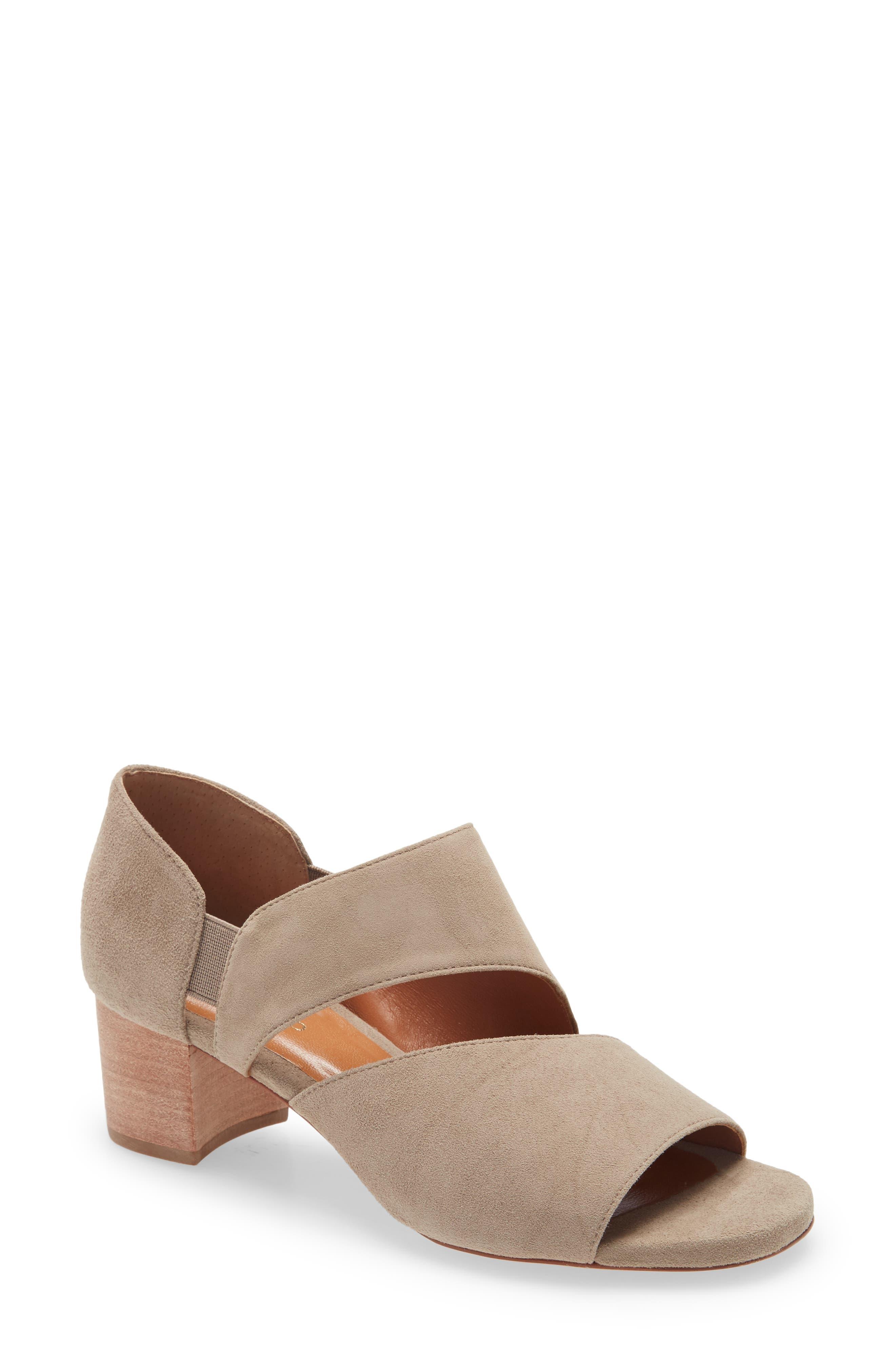 Darling Block Heel Sandal