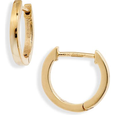 Jennifer Zeuner Grace Huggie Hoop Earrings