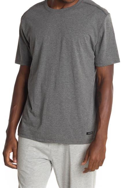Image of Joe's Jeans Heathered Crew Neck T-Shirt
