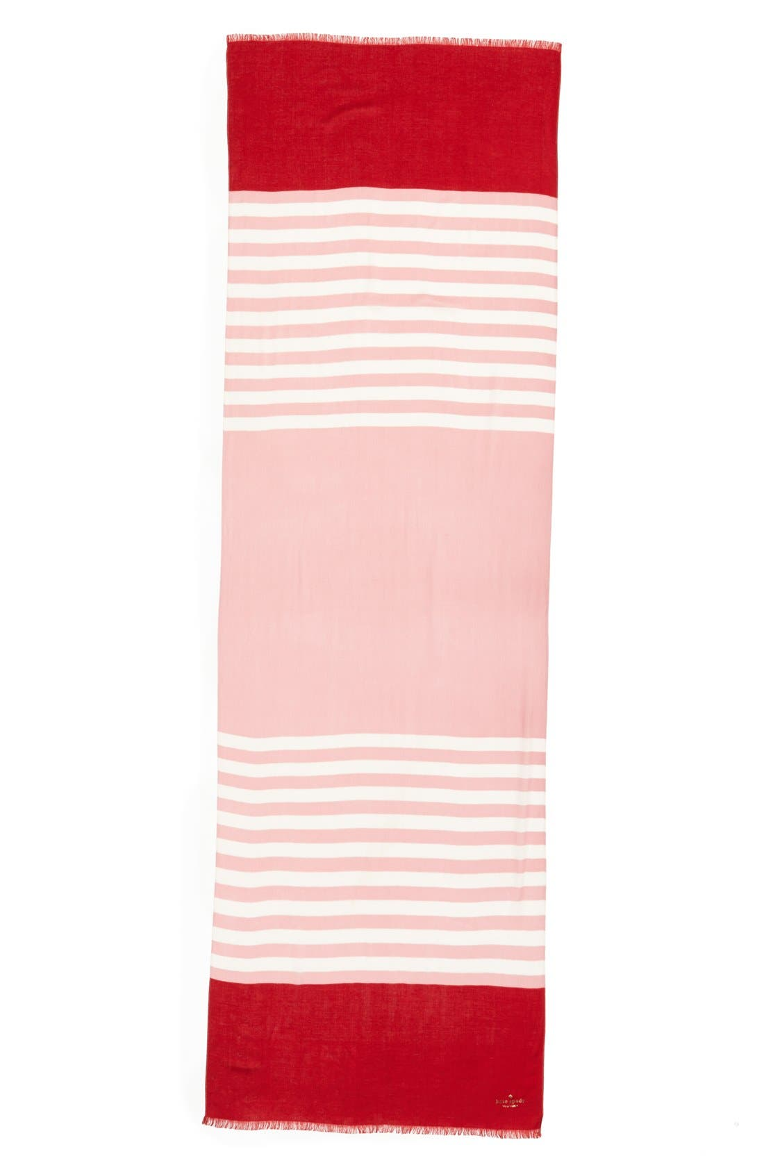 ,                             'six month stripe' scarf,                             Alternate thumbnail 9, color,                             650