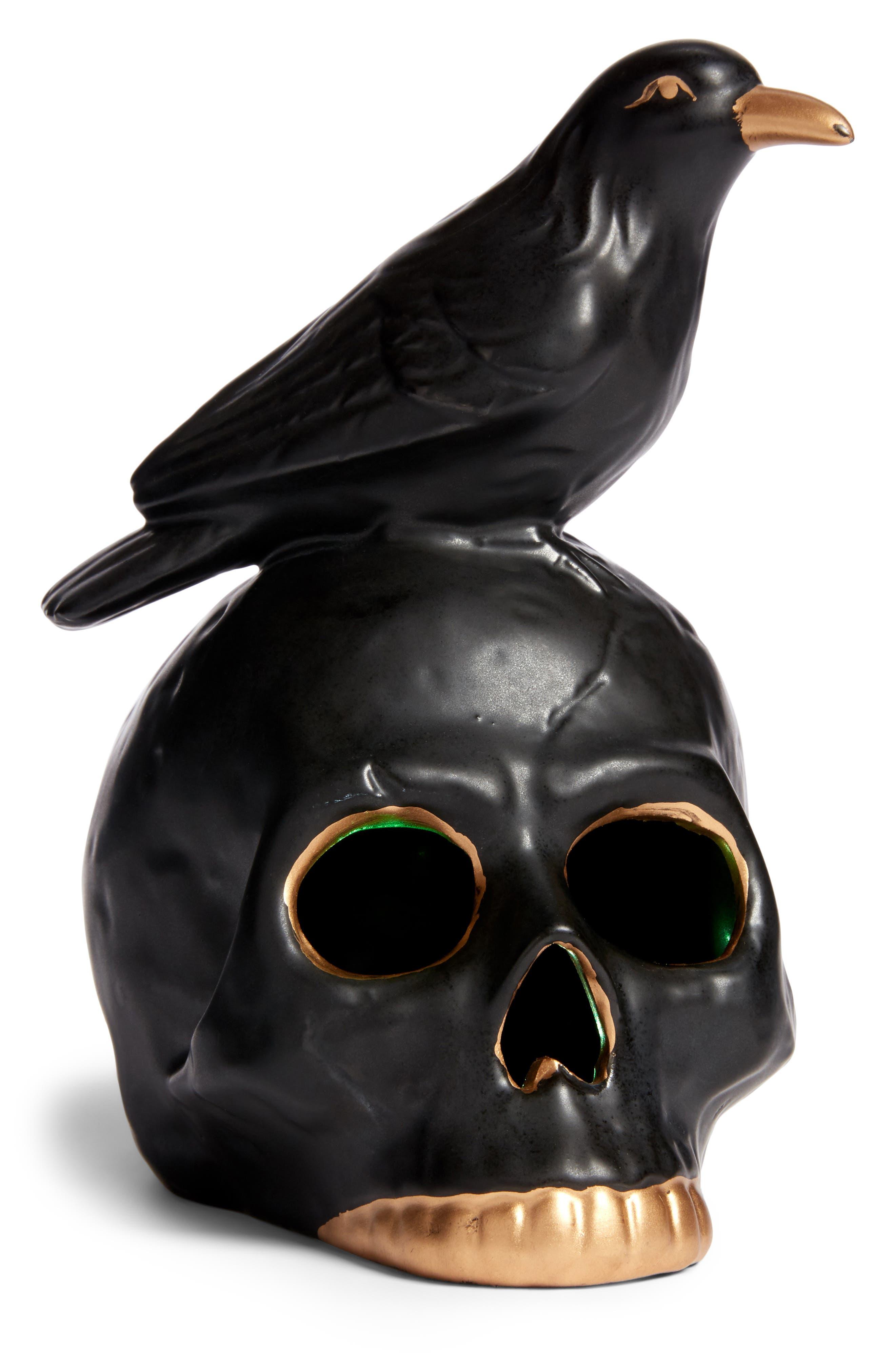 Allstate Led Crow Skull Decoration Nordstrom