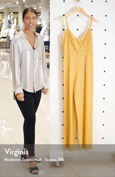 Tie Back Jumpsuit, sales video thumbnail