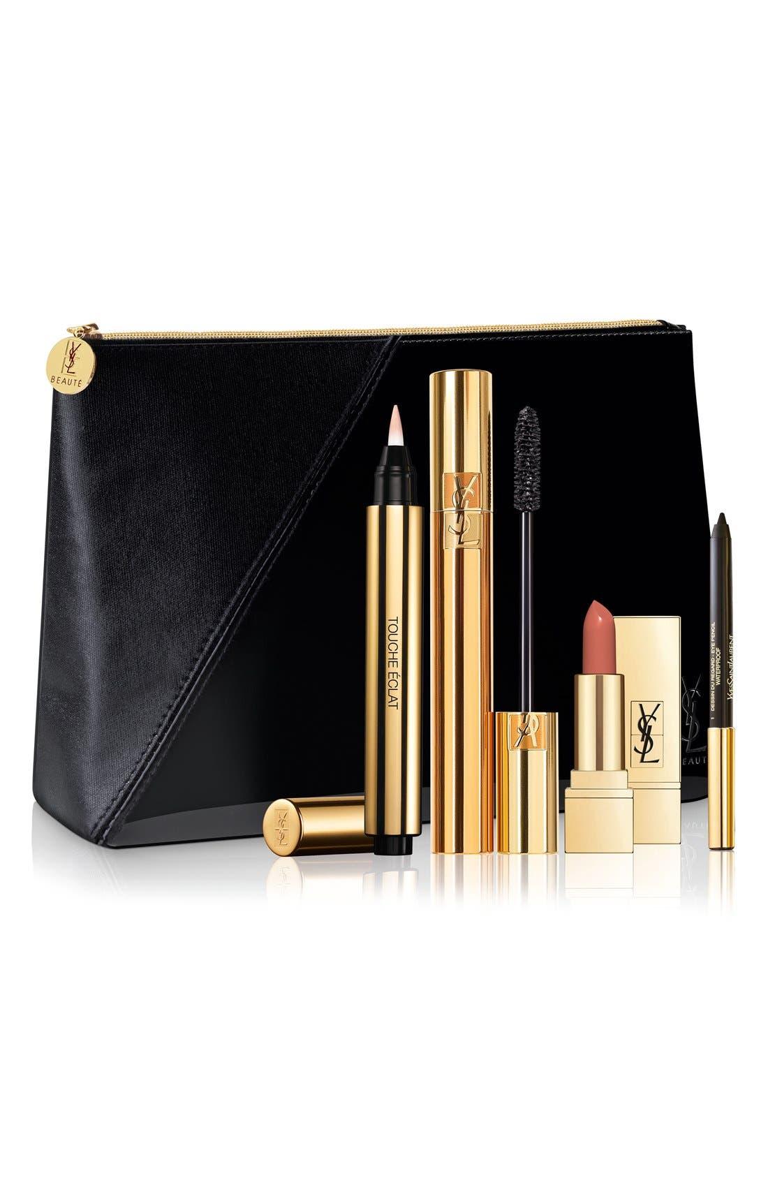 Yves Saint Laurent Essential Makeup Set Limited Edition Usd 96 Value Nordstrom