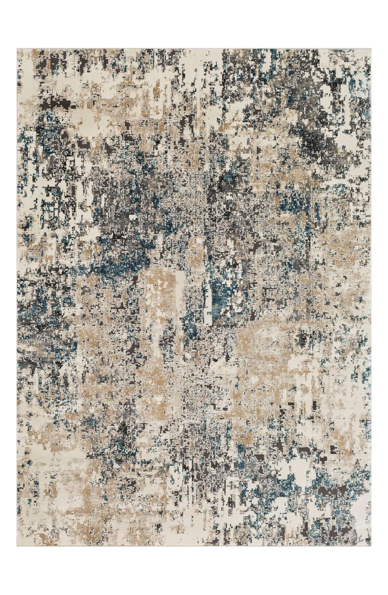 SURYA HOME Pune Modern Area Rug, Main, color, TAUPE