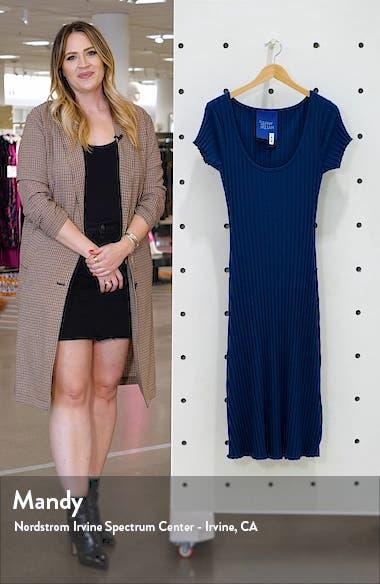 RIB by Simon Miller Andros Ribbed Body-Con Midi Dress, sales video thumbnail