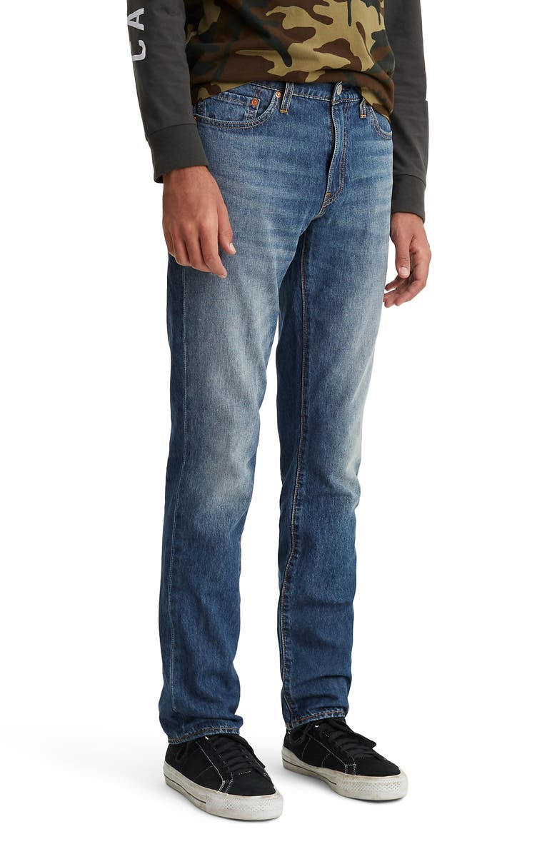 LEVI'S<SUP>®</SUP> 511<sup>™</sup> Slim Fit Jeans, Main, color, THRESHER WARP - COOL