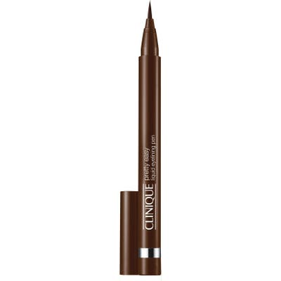 Clinique Pretty Easy Liquid Eyelining Pen - Brown