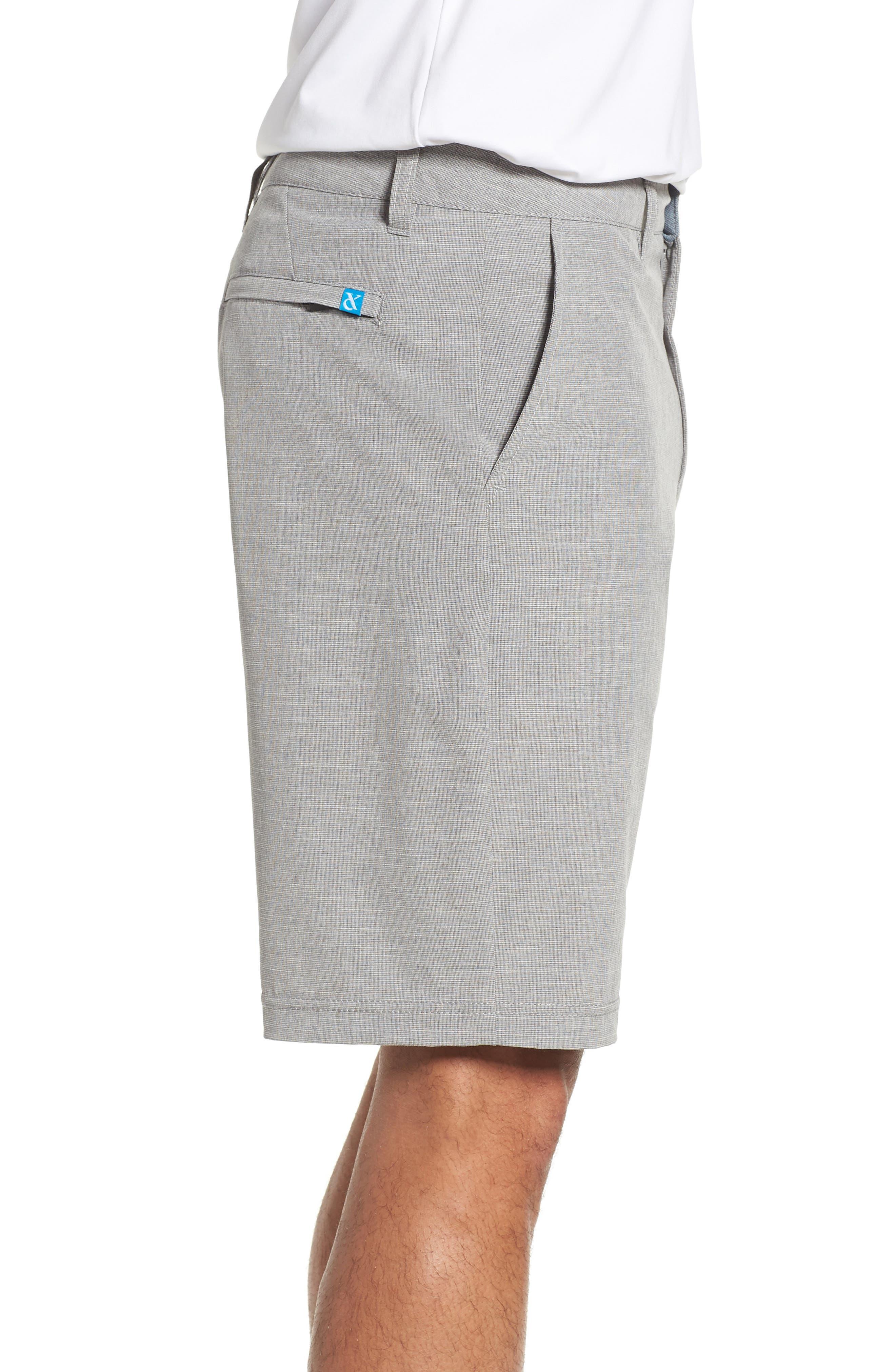 ,                             Cruiser Hybrid Shorts,                             Alternate thumbnail 3, color,                             STEEL