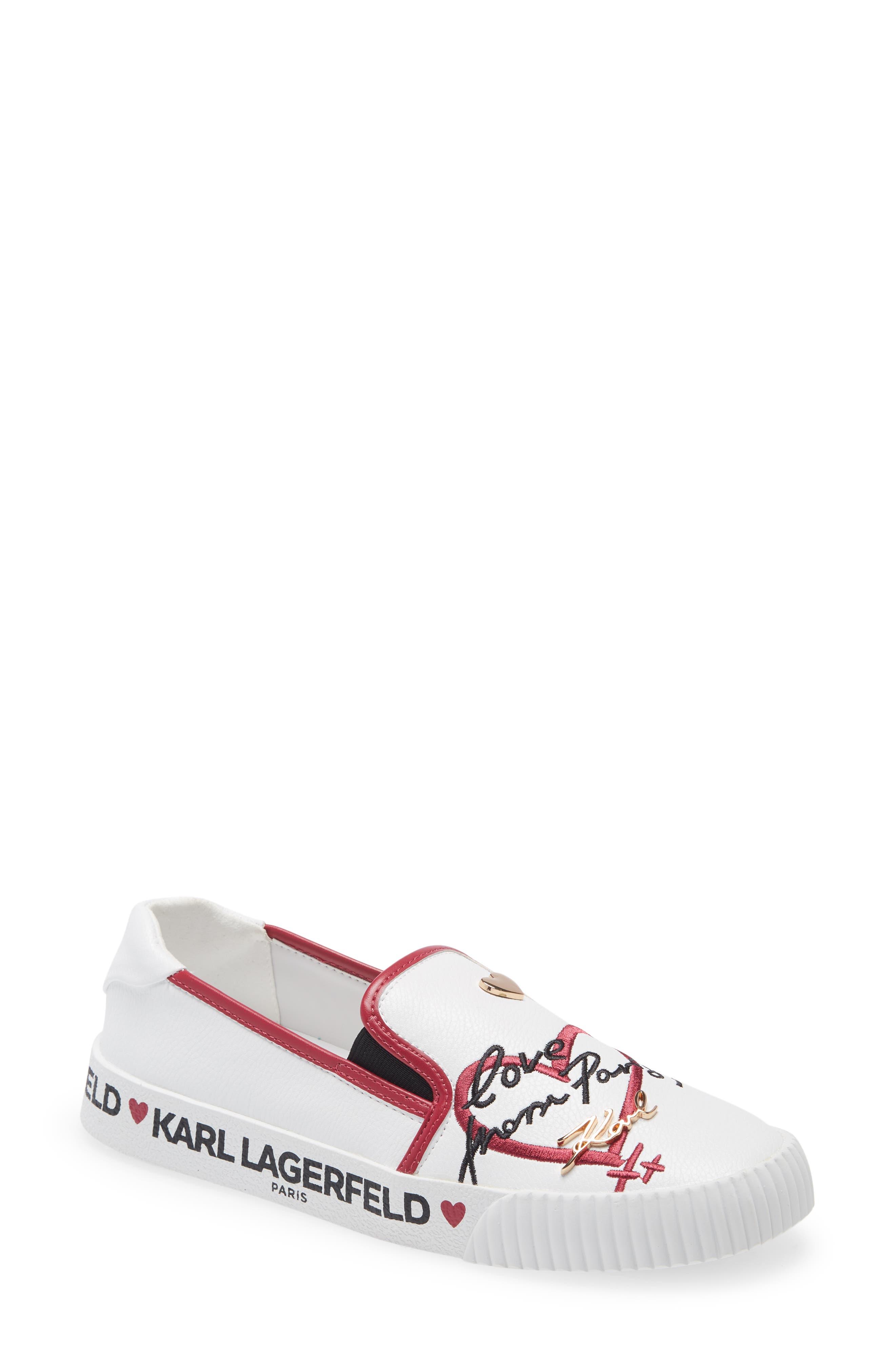 Jessie Slip-On Sneaker