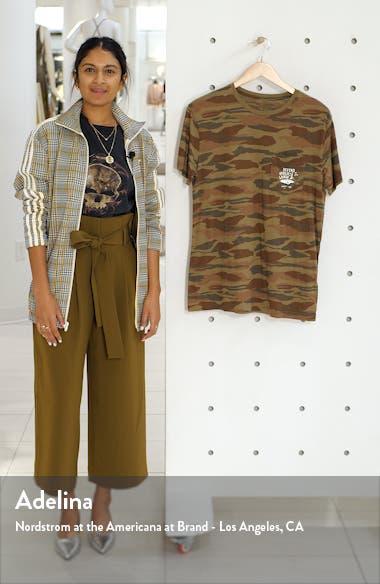 Defend Public Lands Organic Cotton Graphic Pocket T-Shirt, sales video thumbnail