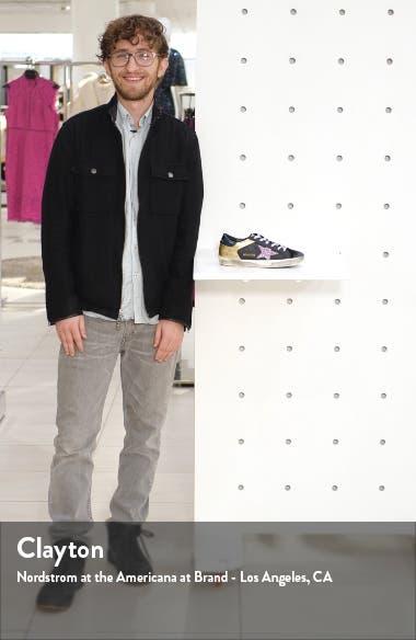 Superstar Low Top Sneaker, sales video thumbnail