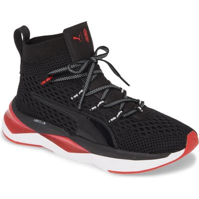 Puma X Adriana Lima Lqdcell Shatter Xt Training Shoe, Black