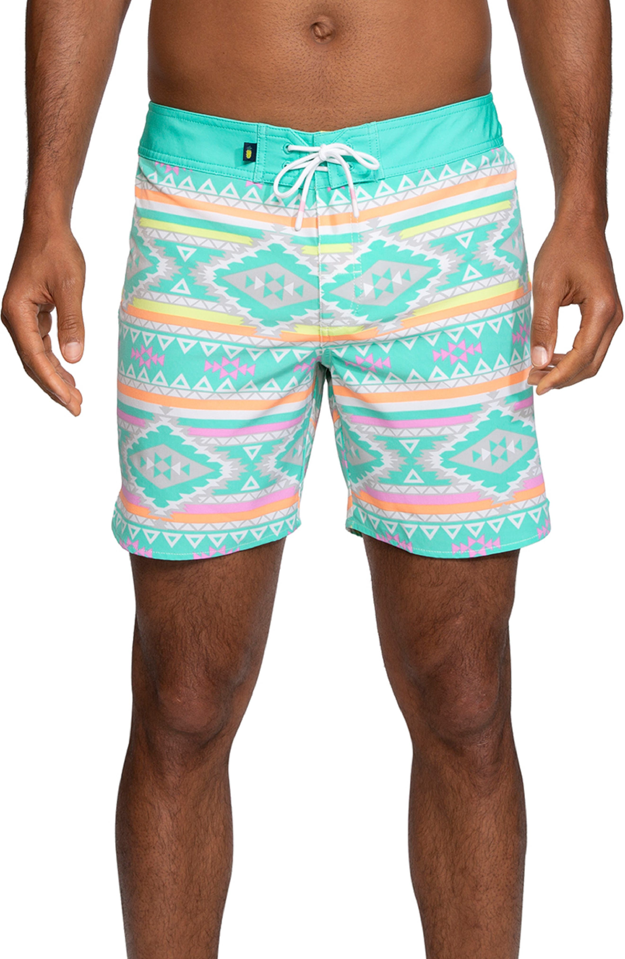 Chubbies The En Fuegos Board Shorts, None
