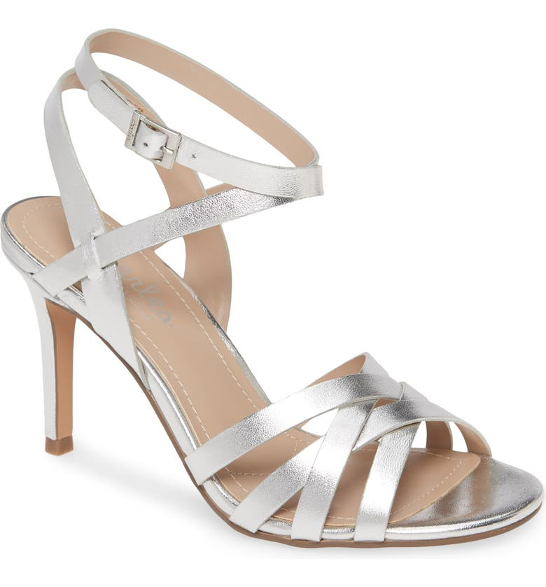 CHARLES BY CHARLES DAVID Hippy Sandal, Main, color, SILVER