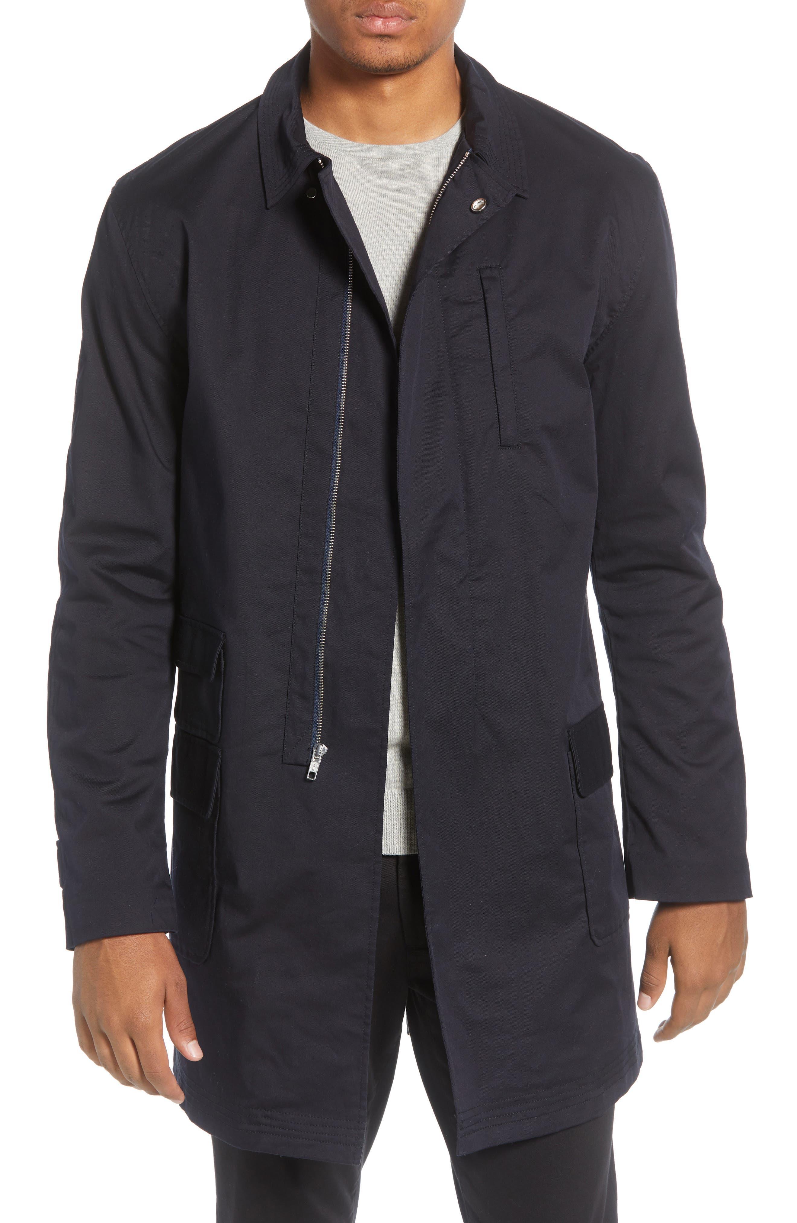 Image of BLDWN Decker Regular Fit Water Repellent Jacket
