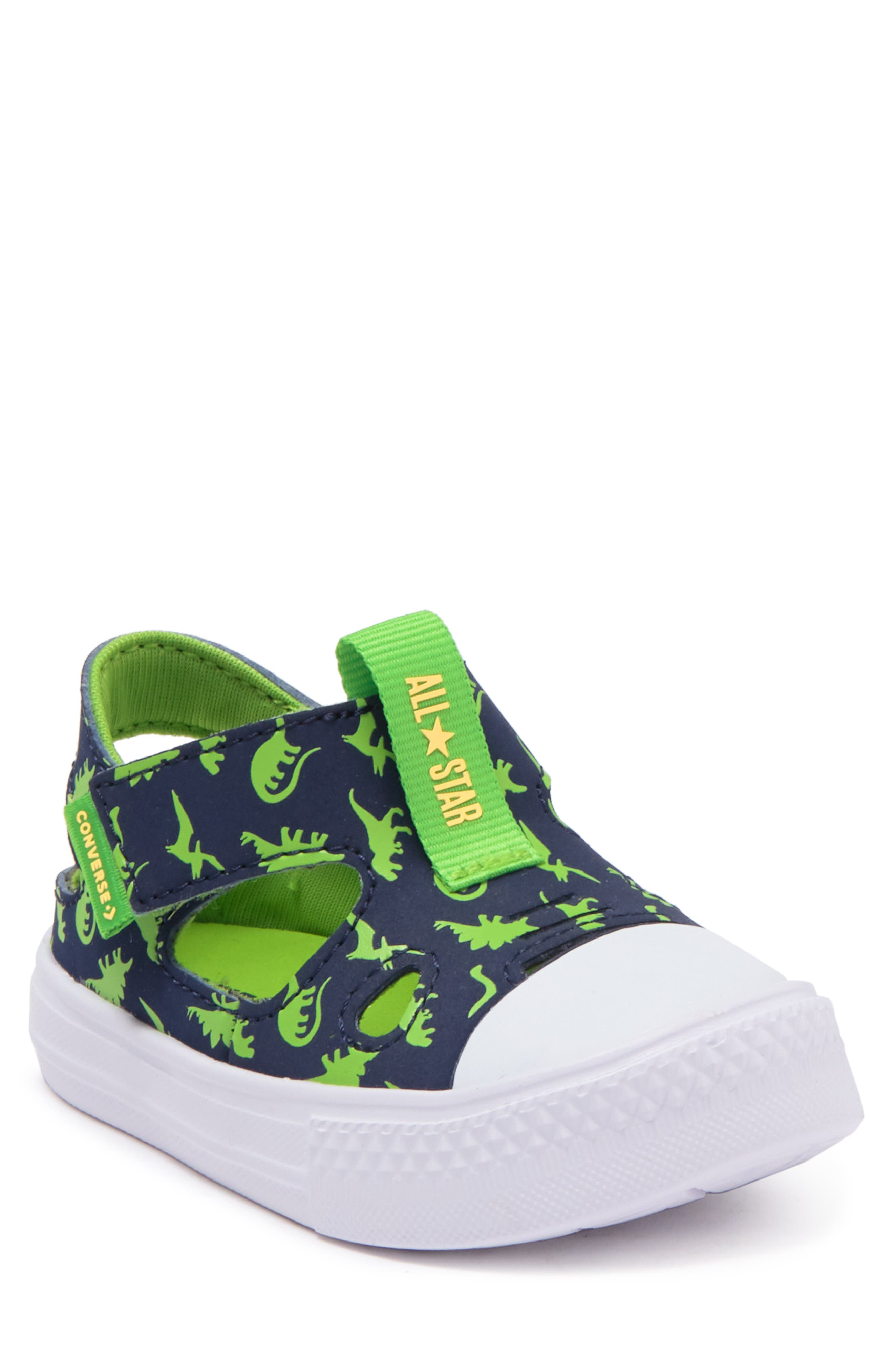 Converse Kids' Chuck Taylor All Star Superplay Oxford Sandal In Midnight Navy/b